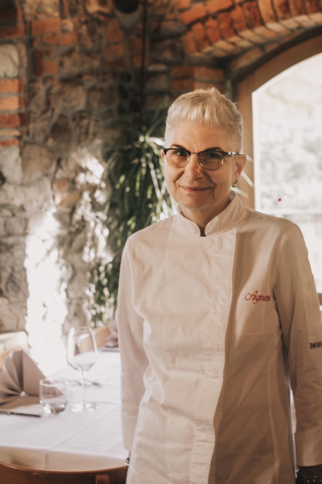 cabano agnese cuoca e proprietaria