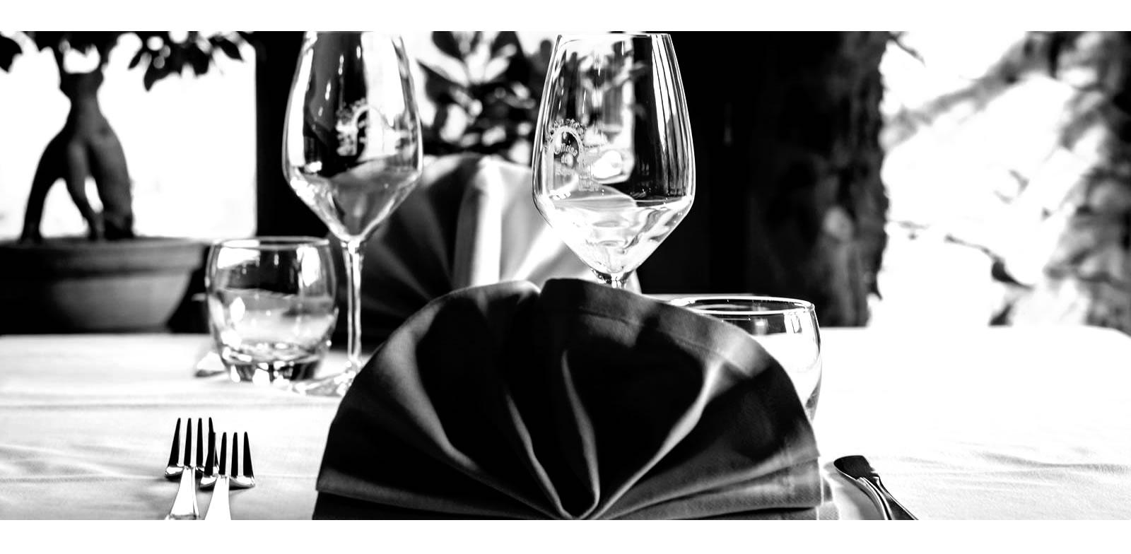 la tavola dell'officina dei sapori a varzi